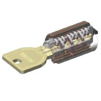 U9 HM インテグラル錠(MIWA)